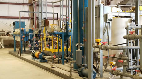 Cypress Development Corp.: Cypress Lithium Extraction Pilot Plant at del Sol Refining, Nevada